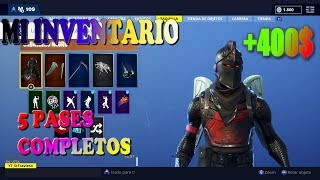 TEACHING MY INVENTORY +60 SKINS AND *EXCLUSIVES* FORTNITE battle royale
