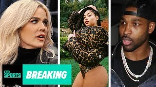 Khloe Kardashian Splits With Tristan For Allegedly Cheating with Kylie's BFF   TMZ Sports