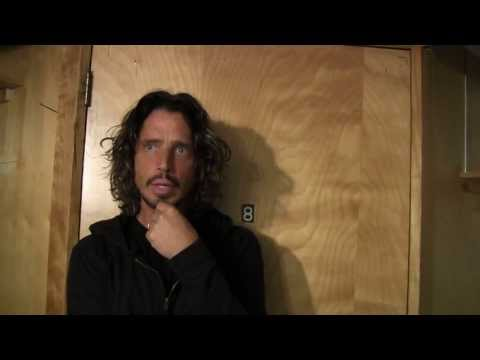 Web Exclusive Interview: Chris Cornell on