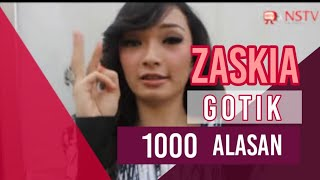 Gambar cover zaskia 1000 alasan