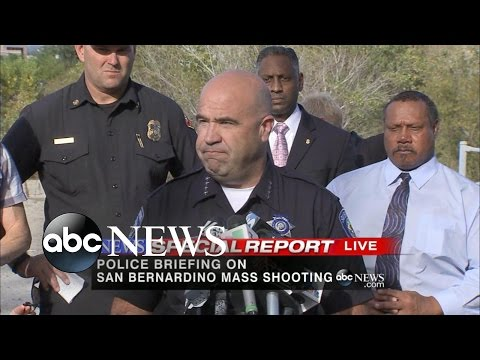 California Shooting Rampage: At Least 14 Killed in San Bernardino Mass Shooting