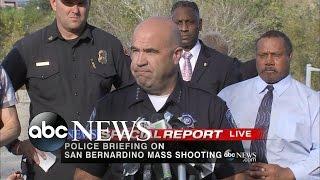 California Shooting Rampage: At Least 14 Killed in San Bernardino Mass Shooting