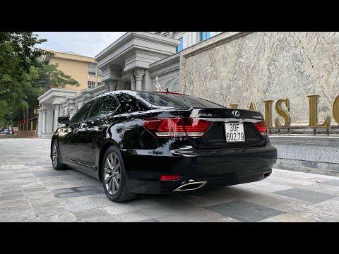 Lexus Ls 460L sản xuất 2010  bản 5 siêu hiếm