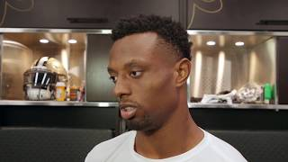 Saints' Eli Apple on Falcons: 'It's going to be a great challenge'