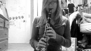 Nocturnal Dances on Clarinet!