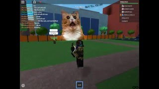 ROBLOX(VSO Minigame)Madgames with HR's