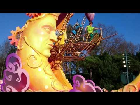 Exclu 2017 Disneyland Paris : Disney Stars on Parade