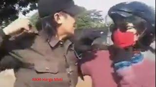 Heboh.. Ketum LSM KPK Hajar Pemuda Yang Pakai Pin PKI