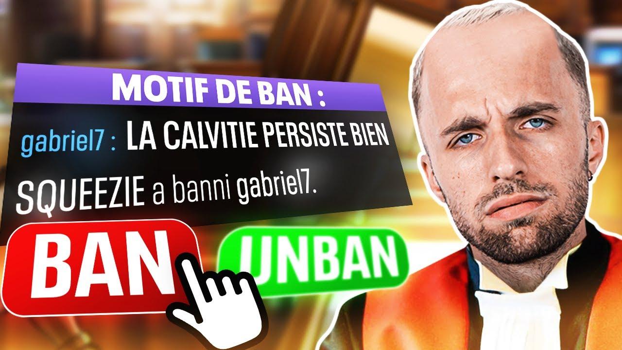 LE TRIBUNAL DES BANNIS ! ⚖️ #1