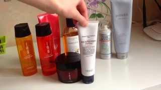 Смотреть видео lebel уход за волосами