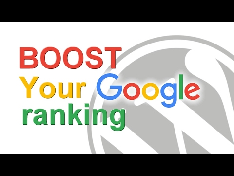 5 Free Tools To BOOST Your Google Rankings (WordPress Websites)