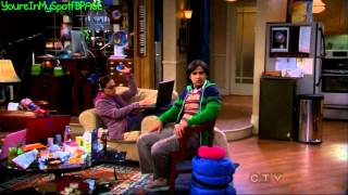 Whipped iPhone App - The Big Bang Theory