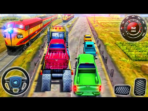 turbo-driving-car-racing-3d---suv-4x4-driver-simulator---android-gameplay-#2