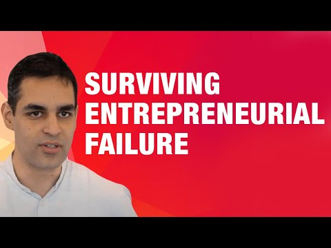 Surviving Failure as an Entrepreneur - Ankur Warikoo, Founder & CEO, Nearbuy