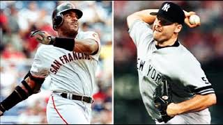 MLB DISGRACEFULLY BLOCKING BARRY BONDS AND ROGER CLEMENS FROM HALL OF FAME