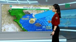 Thời tiết biển 25/05/2020: Bắc biển Đông duy trì mưa dông, tầm nhìn xa giảm| VTC14