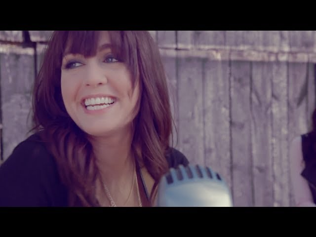 Speak Softer Love Louder - Jessica Frech (Music Video)