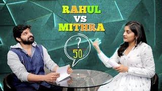 Sree Vishnu Vs Nivetha Thomas   Fun Interview   Brochevarevaru Ra   Niagara Entertainment