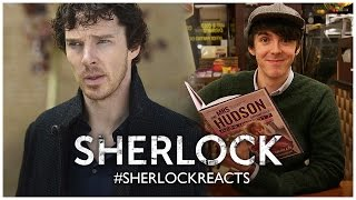The Lying Detective Reactions - #SherlockReacts