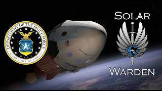 US Space Force & SOLAR WARDEN das Geheimprojekt
