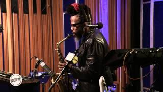 "Robert Glasper Experiment performing ""Big Girl Body"" Live on KCRW"