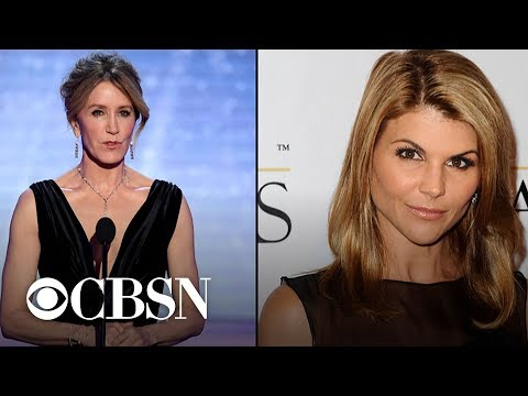 Felicity Huffman, Lori Loughlin among 50 charged in admissions scheme