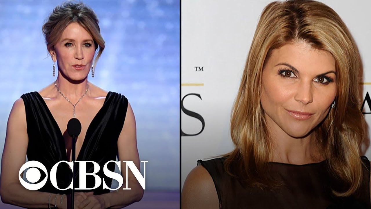 Lori Loughlin and other parents in college admissions scam indicted ...
