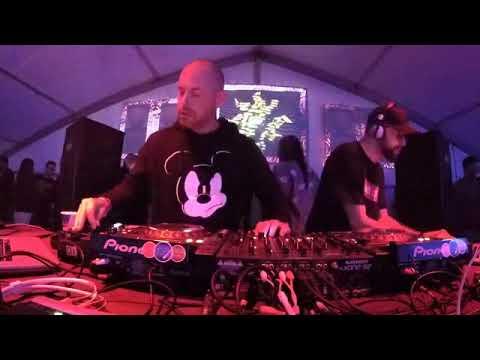 Optick b2b Adrian Eftimie Live @ Kudos Fest 2018