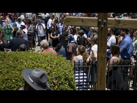 Charleston church shooting victims identified