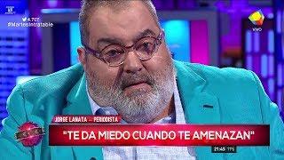"""Jorge Lanata en """"Intratables"""" con Santiago del Moro (Completo HD) - 30/05/17"""