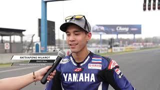 2018 Rd1 Story: Ratthapong Wilairot to YAMAHA Thailand Racing