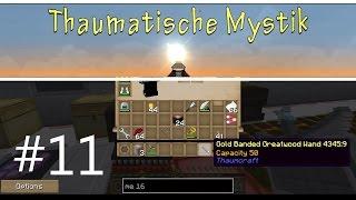 Greatwood Wand mit Gold Caps ∏ Minecraft Thaumcraft 4 Tutorial ∏ Thaumatische Mystik #11