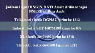DINGIN HATI (OPENING) by Amriz Arifin