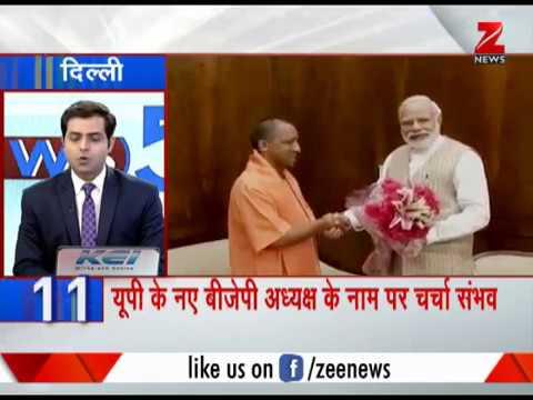 News 50: Omar Abdullah says Modi govt escaping from solving Kashmir's political problem
