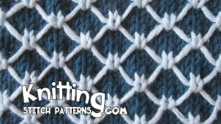 Two-color Royal Quilting