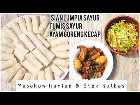 masakan-harian- -resep-sederhana- -resep-lumpia-sayur- -resep-tumis-sayur- -resep-ayam-kecap
