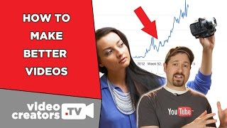 How To Make Better Videos using YouTube Analytics