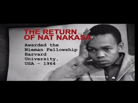 Nat Nakasa reburial service