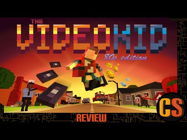 THE VIDEOKID - PS4 REVIEW
