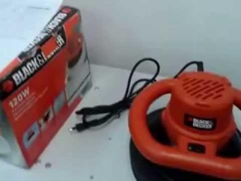 Black   Decker - Politriz KP1200 - Veja este vídeo antes de comprá-la! -  YouTube c9f42f5a757