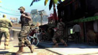 Ghost Recon Future Soldier - Trailer Campagne Solo [FR]