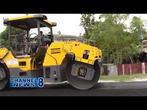 Ministry Of Public infrastructure is Doing Rehabilitative Works On Roads In N/A