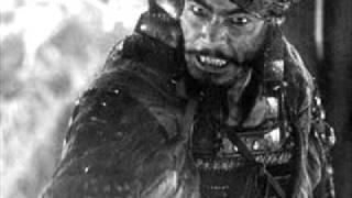 Seven Samurai sampled beat