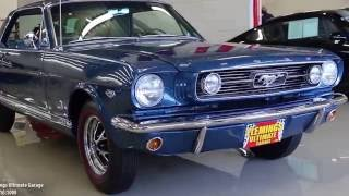 Ford Mustang GT K-code for sale with test drive, driving sounds, and walk through video