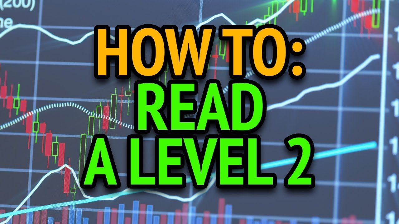 How To Read A Level 2 / L2 / Market Depth