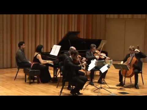 Thomas Adès Piano Quintet (part 1 of 2)