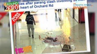 Murder in Orchard Plaza (Ground Zero Pt 1)