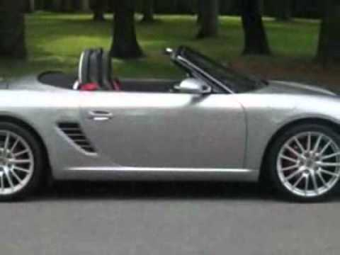 2008 Porsche Boxster Rs 60 Spyder Convertible Charlotte Nc Youtube