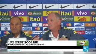 """Luiz Felipe Scolari : """"nous avons perdu d"""