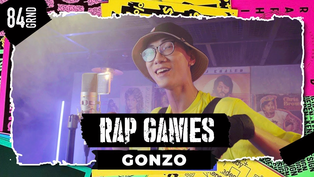 "84GRND | ""RAP GAME"" – GONZO 